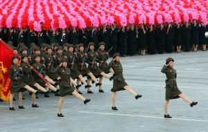 Noord Korea Massa