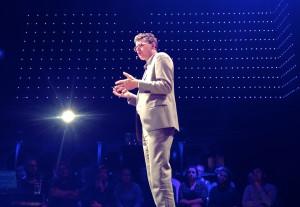 Leo Lucassen in de opnames van Universiteit van Nederland