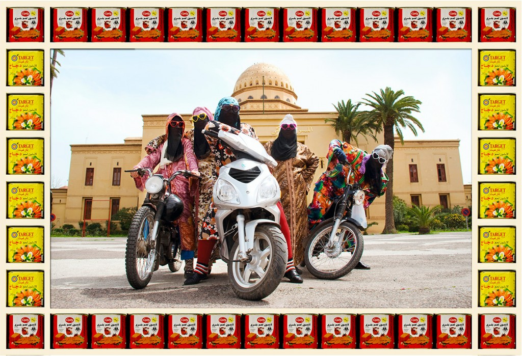 Kesh Angels - Hassan Hajjaj