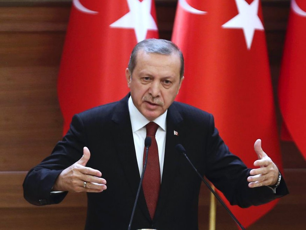 Erdogan - The Independent