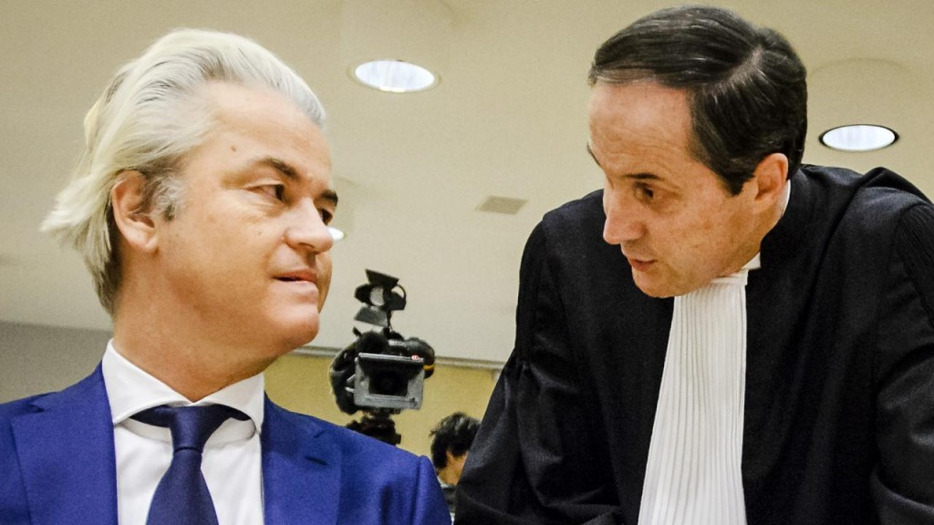 Geert Wilders, nu.nl