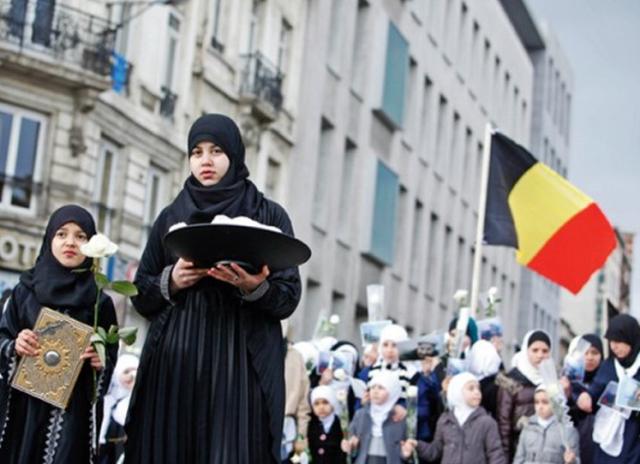 De islamisering van Europa, SOS Avondland