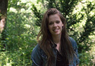 Student in beeld: Yalou van der Heijden