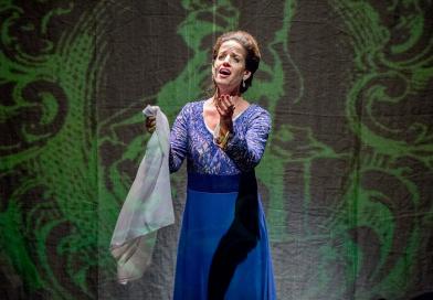 Israëlisch theaterstuk is een ode aan de legendarische Oum Kalthoum
