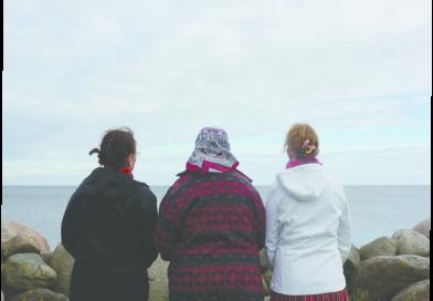 De mythe van  'het vrouweneiland'